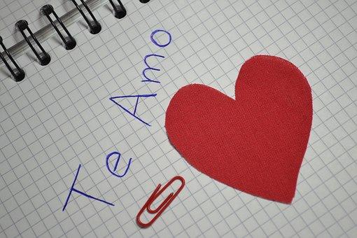 Como hacer una carta de amor para un novio