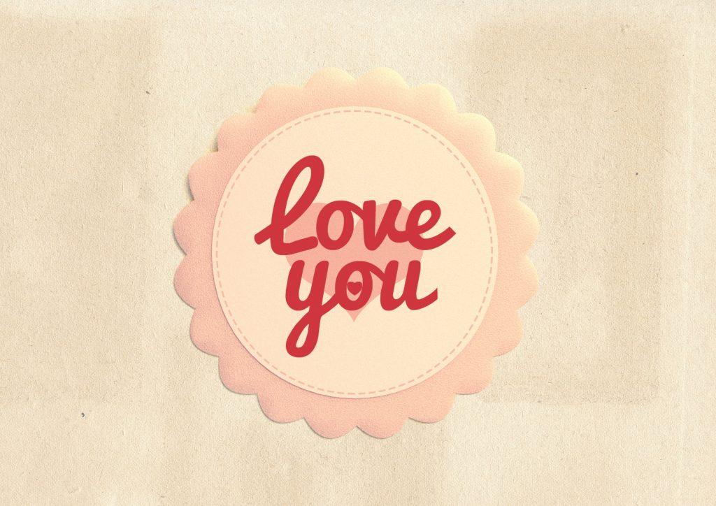 Gracias por estar a mi lado amor